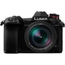 Panasonic Lumix DC-G9 Mirrorless Micro Four Thirds Digital Camera with 12-60mm Lens