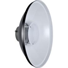 """Godox Beauty Dish Reflector (White, 16.5"""")"""