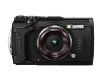 Olympus Tough TG-6 Digital Camera (Black)