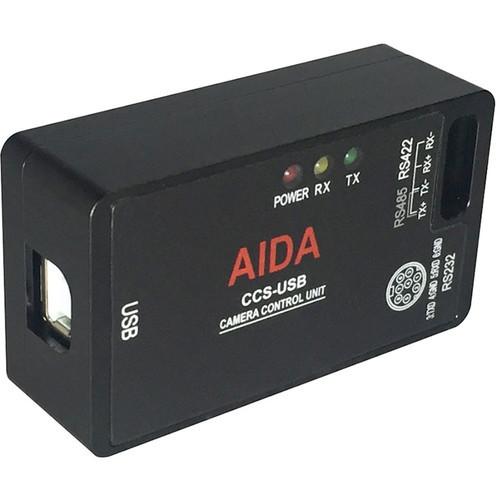 AIDA Imaging VISCA USB 3 1 Gen 1 Camera Control Unit & Software