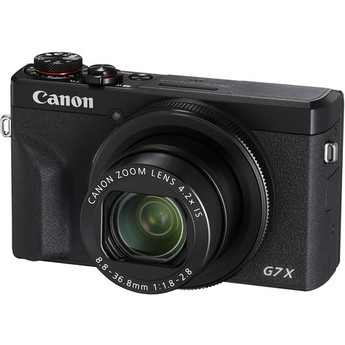 Canon Powershot G7X Mark III (Black)