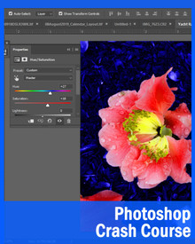 08/03/19 - Photoshop: Crash Course