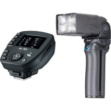 Nissin MG10 Wireless Flash with Air 10s Commander