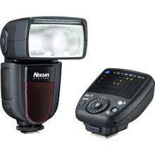 Nissin Di700A Flash Kit with Air 1 Commander