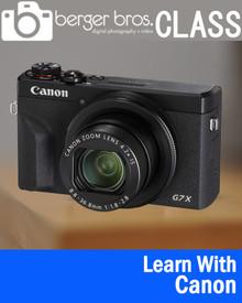 10/12/19 -  Learn With Canon 201 ( Intermediate)