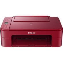 Canon Ts3320 Wireless All-in-one Printer-red