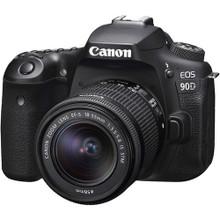 EOS 90D DSLR Camera