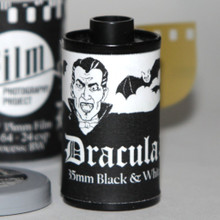 35MM BW FILM - DRACULA35 LTD (1 ROLL)