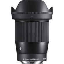 Sigma 16mm F1.4 DC DN | C for EF-M Mount