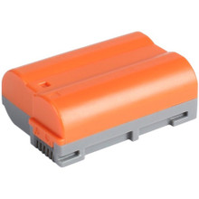 hahnel HLX-E6N Extreme Lithium-Ion Rechargeable Battery (7.2V, 2000mAh, Orange)