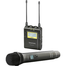 Saramonic UwMic9 Camera-Mount Wireless Cardioid Handheld Microphone System (514 to 596 MHz)