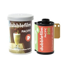 dubble film Pacific 200 Color Negative Film (35mm Roll Film, 36 Exposures)