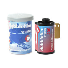 dubble film Stereo 200 Color Negative Film (35mm Roll Film, 36 Exposures)