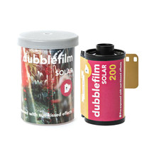 dubble film Solar 200 Color Negative Film (35mm Roll Film, 36 Exposures)