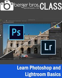 04/21/20 - Learn Photoshop and Lightroom Basics