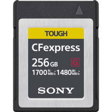 Sony CFexpress Type B TOUGH Memory Card