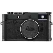 Leica M10 Monochrom Mirrorless Digital Rangefinder Camera - Black
