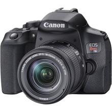 EOS Rebel T8i DSLR Camera with 18-55mm Lens