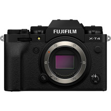 FUJIFILM X-T4 Mirrorless Digital Camera (Body Only) (In Stock)