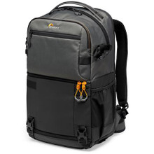 Lowepro Fastpack PRO BP 250 AW III Travel-Ready Backpack for DSLR Camera, Gear and Laptop, Gray