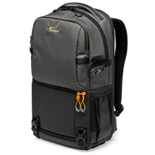 Lowepro Fastpack BP 250 AW III Travel-Ready Backpack for DSLR Camera, Gear and Laptop, Gray
