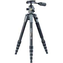 Vanguard VEO 2X 235CBP Carbon Fiber 4-in-1 Tripod with BP-50 Ball/Pan Head