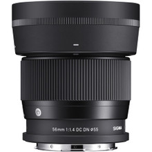 Sigma 56mm f/1.4 DC DN Contemporary Lens for Leica L