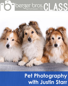 09/11/20 - Pet Photography Seminar with Justin Starr