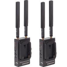 Nimbus WiMi5200 Wireless 3G-SDI H.264 Encoder/Decoder Set