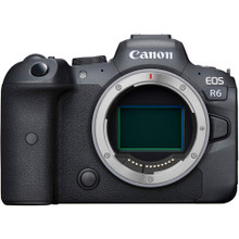 Canon EOS R6 Mirrorless Digital Camera (Body Only)  (In Stock)