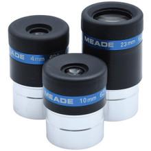 "Meade Wide-Angle Aspheric Eyepiece Starter Set (1.25"")"