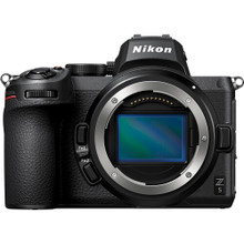 Nikon Z 5 Mirrorless Digital Camera (Body Only)