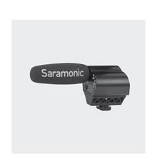 SARAMONIC VMIC ON-CAMERA SHOTGUN MICROPHONE FOR DSLRS, MIRRORLESS, VIDEO CAMERAS & AUDIO RECORDERS