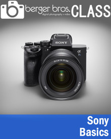 08/28/20 - Sony Basics: Looking Through The Lens