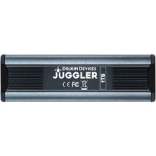 Delkin Devices  Juggler USB 3.1 Gen 2 Type-C Cinema SSDq