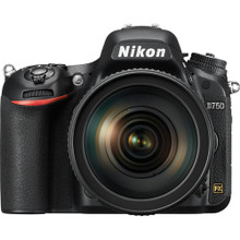 Nikon D750 DSLR Camera with 24-120mm Lens, New York, California, Maryland, Connecticut