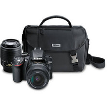 Nikon D3200 w/ 18-55mm and 55-200mm non-VR Lenses, New York, California, Maryland, Connecticut