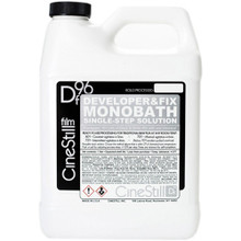 Cinestill DF96 Monobath for Black & White Film (Liquid, 1L)
