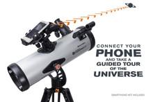 Starsense Explorer™ LT 114AZ Smartphone App-Enabled Reflector Telescope