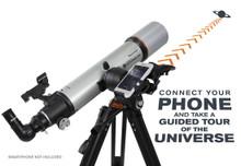 Starsense Explorer™ DX 102AZ Smartphone App-Enabled Refractor Telescope