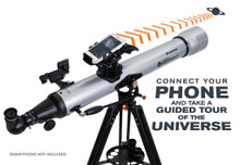 Starsense Explorer™ LT 80AZ Smartphone App-Enabled Refractor Telescope (In Stock)