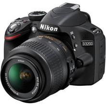 Nikon D3200 Digital SLR Camera w/ AF-S DX NIKKOR VR 18-55mm Lens, New York, California, Maryland, Connecticut