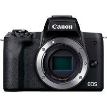 Canon EOS M50 Mark II Mirrorless Digital Camera (Body Only)
