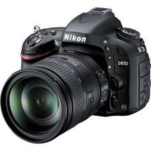 Nikon D610 DSLR Camera with 28-300mm Lens
