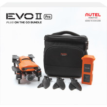 Autel Robotics EVO II PRO 6K Drone Plus On-the-Go Bundle