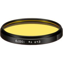 Leica E49 Yellow Filter