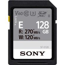 Sony 128GB SF-E Series UHS-II SDXC Memory Card