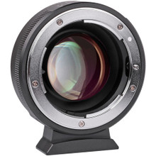 Viltrox NF-M43X Lens Mount Adapter for Nikon F-Mount, D or G-Type Lens to Micro Four Thirds Camera