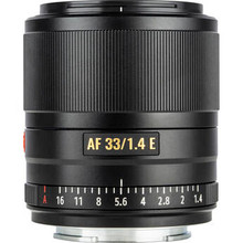 Viltrox AF 33mm f/1.4 E Lens for Sony E