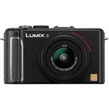 Panasonic Lumix DMC-LX3  Black
